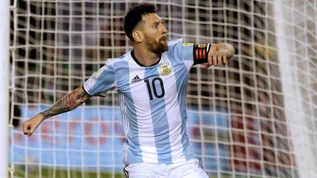 Şili maçını Arjantin, Messi'nin penaltıdan attığı golle 1-0 kazanmayı başarmıştı.