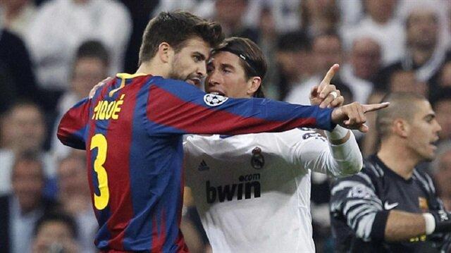 İspanya Pique-Ramos gerginliğini konuşuyor
