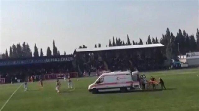 Masör futbolcunun hayatını kurtardı