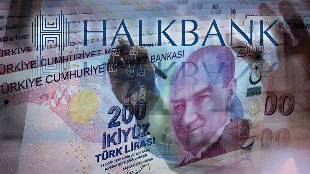 Halkbank ikinci kez kuşatma altında