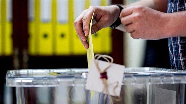 Yurt dışında referanduma ikinci günde yoğun ilgi