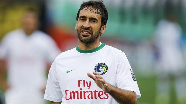 Raul Gonzalez Real Madrid'e dönüyor