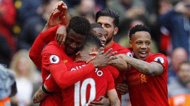 Liverpool-Everton: 3-1
