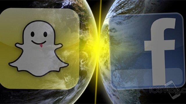الحرب تشتعل بين سناب شات وفيسبوك على جلب فئة المراهقين