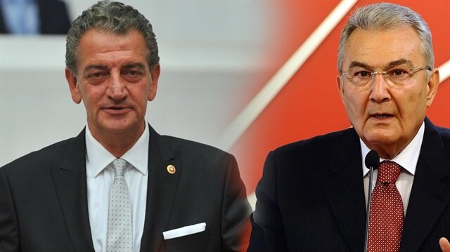 CHP Konya Milletvekili Hüsnü Bozkurt ile CHP Antalya Milletvekili Deniz Baykal, art arda tehditler savurdu.