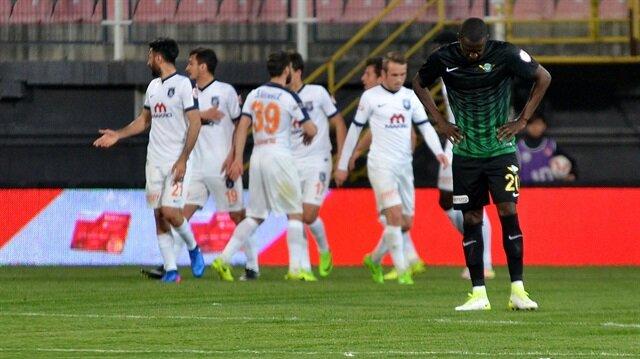 Başakşehir kupada yarı finalde