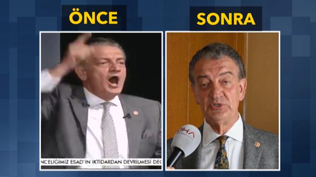 CHP'li Bozkurt böyle çark etti!