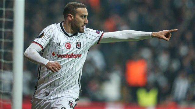 Cenk Tosun: Beşiktaş'la tarih yazmak istiyoruz