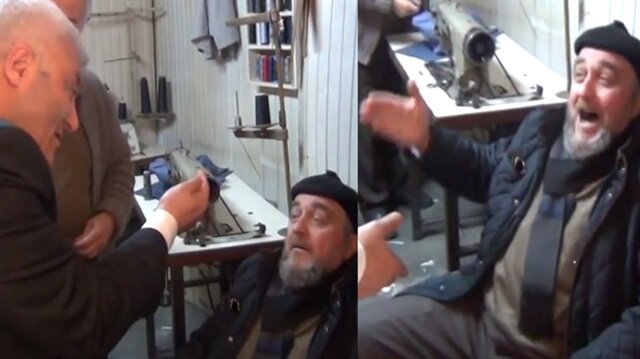 Tuncay Özkan'ın FETÖ ve PKK yalanına Karadenizli amcanın tepkisi