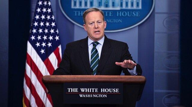 Beyaz Saray Sözcüsü Spicer'dan 'Hitler' özrü