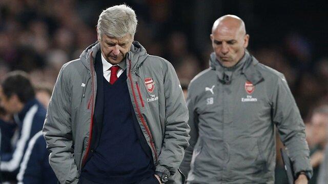 Arsene Wenger alay konusu oldu