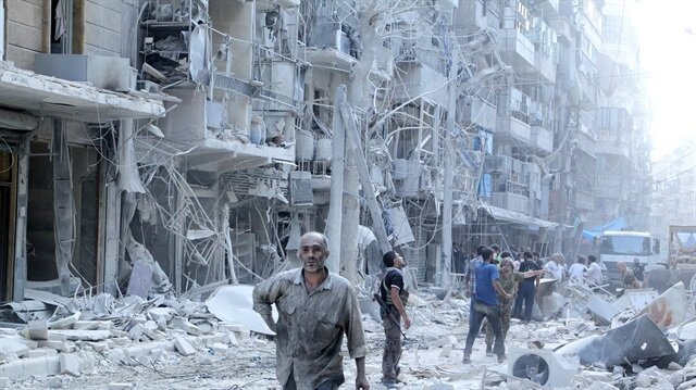 Revised UN resolution on Syria attack circulated