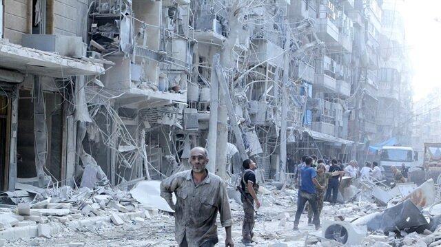 G-7 ministers seek unity in bid to press Russian Federation over Assad
