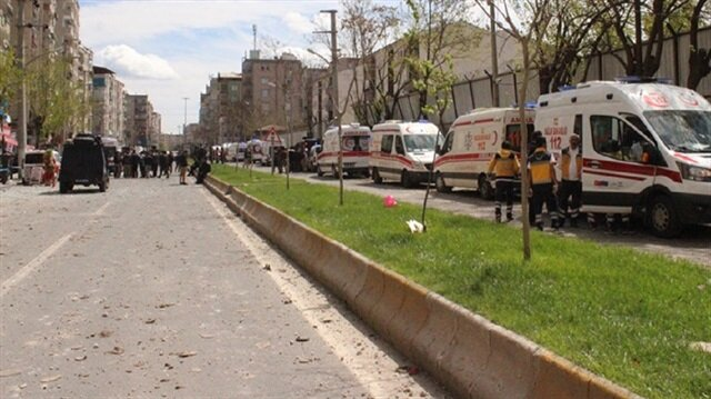 Explosion at Turkey police station was 'terror attack'