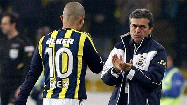 Alex'ten Aykut Kocaman yorumu: Fenerbahçe için üzgünüm