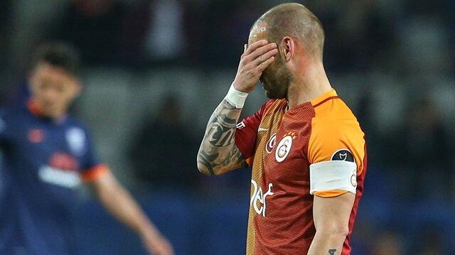 'Sneijder'in menajeri Fenerbahçe ile görüştü' iddiası