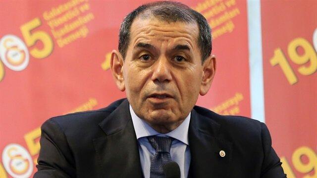 Dursun Özbek'ten suç duyurusu