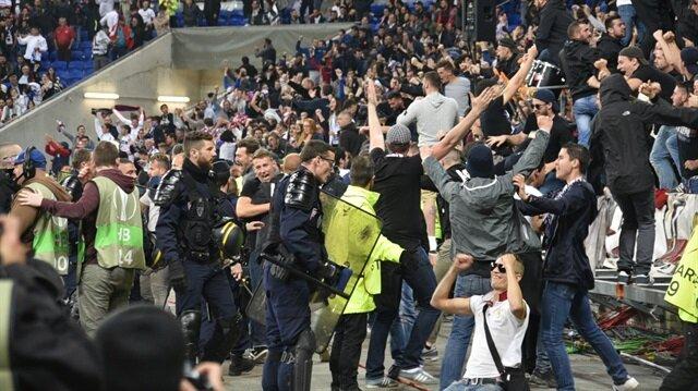 Beşiktaş 'should not be punished' over France violence