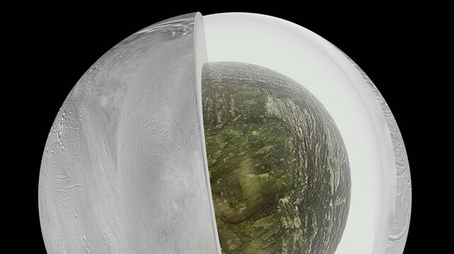 NASA finds conditions for life on Saturn's moon