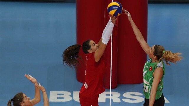 Bursa Büyükşehir Belediyespor Avrupa şampiyonu