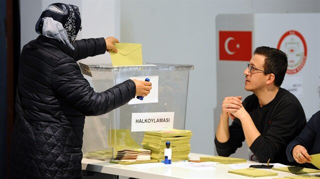 Turkey to hold constitutional referendum tomorrow