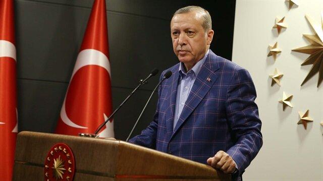 Cumhurbaşkanı Erdoğan: Tüm Türkiye'nin zaferi