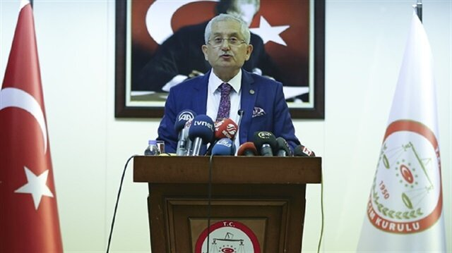 Turkey's highest electoral authority says disputed ballots ...