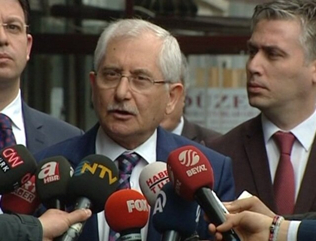 CHP'nin iddialarına son noktayı koydu