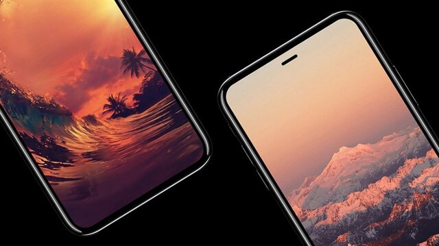 iPhone 8'in tasarımı belli oldu