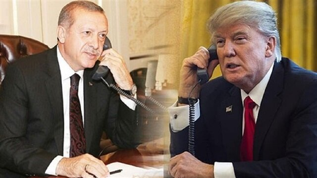 Trump plans to meet the Turkish president next month