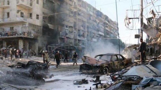 6 قتلى و32 مصابا في تفجير بحلب