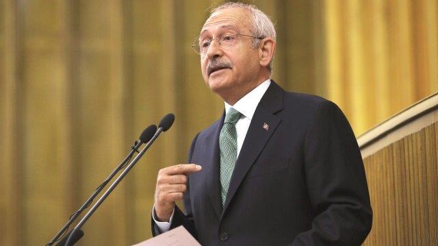 Kılıçdaroğlu'ndan tarihi AYM yalanı