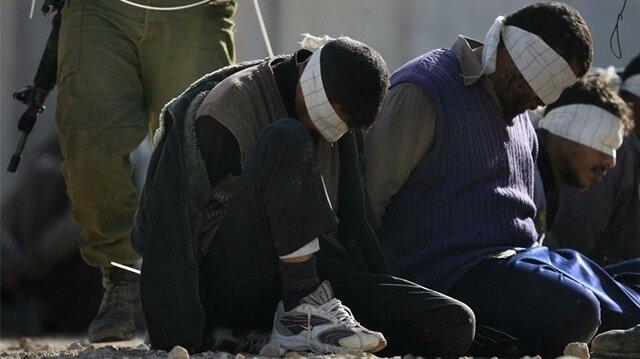 İsrail güvenlik güçleri, binlerce Filistinli mahkumu, 'idari tutukluluk' bahanesiyle hapishanelerinde tutuyor.