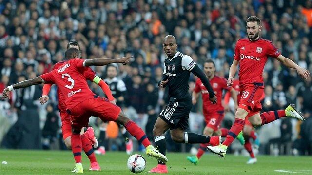 Beşiktaş Lyon ÖZET
