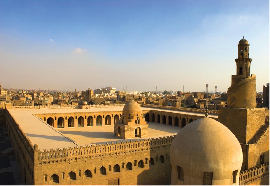 Ahmed b. Tolun Camii,Kahire