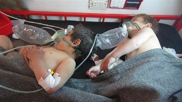 """منظمة حظر الأسلحة تؤكد استخدام """"السارين"""" في هجوم خان شيخون الكيماوي"""