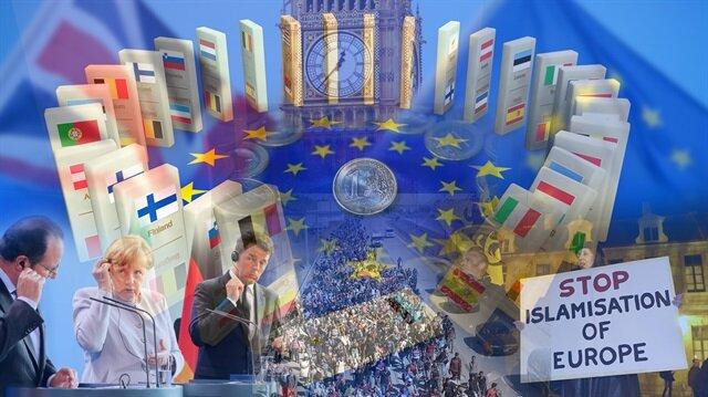 Avrupa ülkeleri, son dönemde yapılan referandumlarda çok çekişmeli sonuçlarla önemli kararların eşiğine geldi.