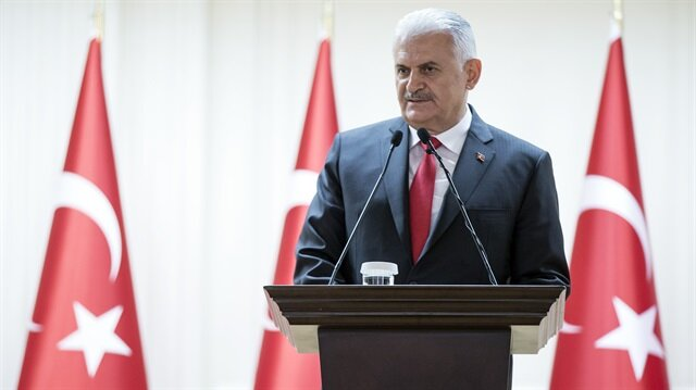 تصريحات صحفية لرئيس الوزراء التركي