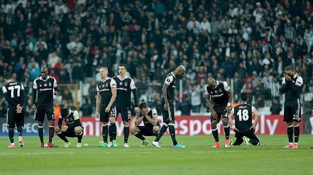Beşiktaş fails to advance to UEFA Europa League semis