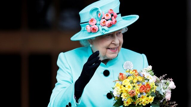 Britain's Queen Elizabeth.
