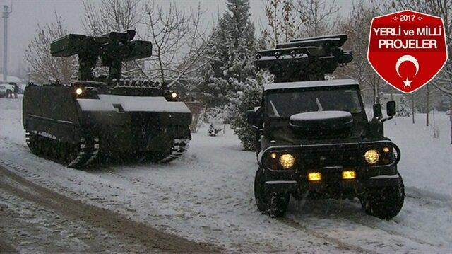 Atılgan ve Zıpkın, Türk ordusunun gücüne güç katıyor.