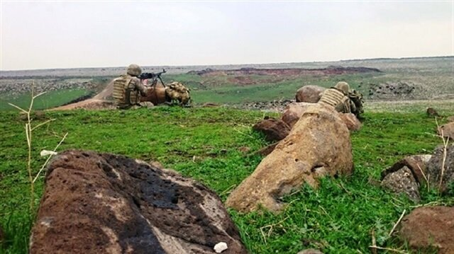 Two Turkish soldiers killed in clash with Kurdish militants - army