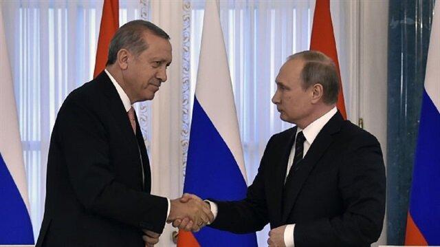 أردوغان يلتقي بوتين في 3 مايو المقبل