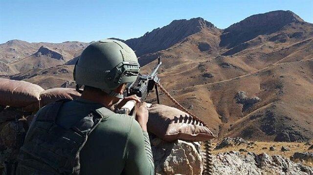 Şırnak'ta öldürülen terörist sayısı 37'ye yükseldi