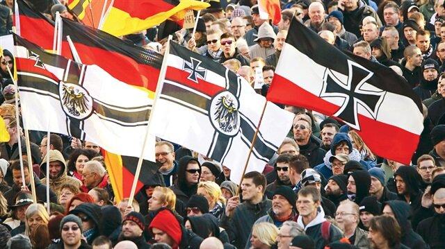 Naziler harekete geçti