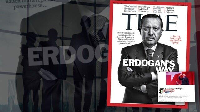TIME'dan skandal yazı
