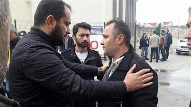 Saldırılan gazeteci<br>bakın kim çıktı?