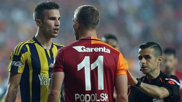 Galatasaray-Fenerbahçe derbisine dair tek haber