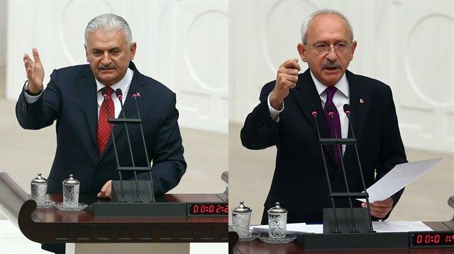 TBMM'de Kılıçdaroğlu'nun sözleri tartışma başlattı
