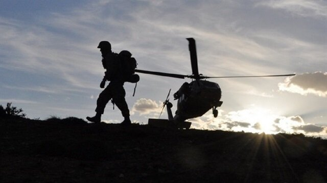 استشهاد جندي تركي متأثرًا بجراحه جنوب شرقي البلاد
